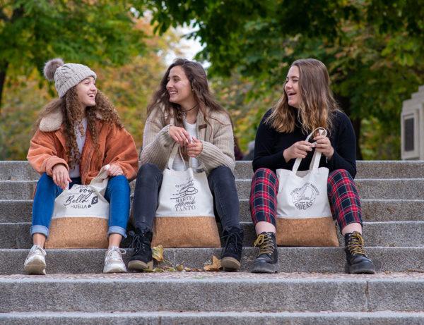 Pack de 3 Bolsas Shopper Sostenibles 2