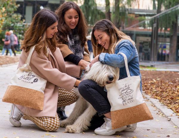 Pack de 3 Bolsas Shopper Sostenibles 1