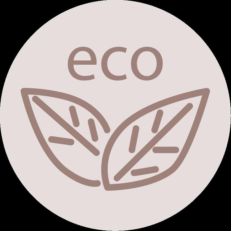 Sostenible con el medio ambiente