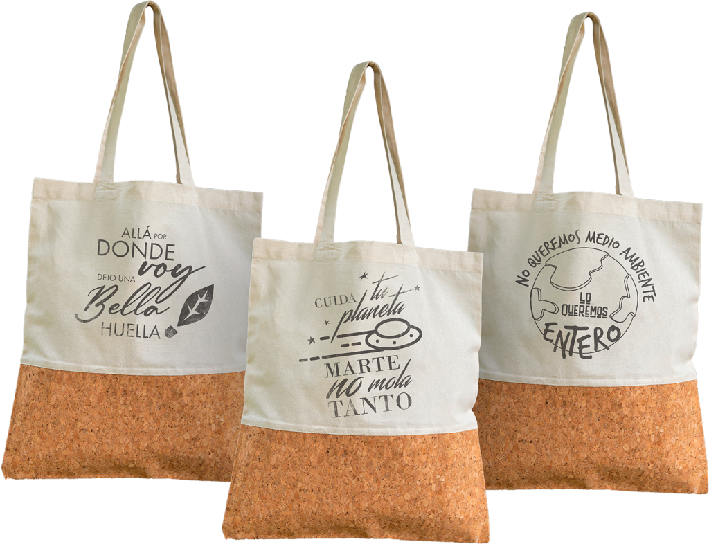 Bolsas Shopper Sostenibles