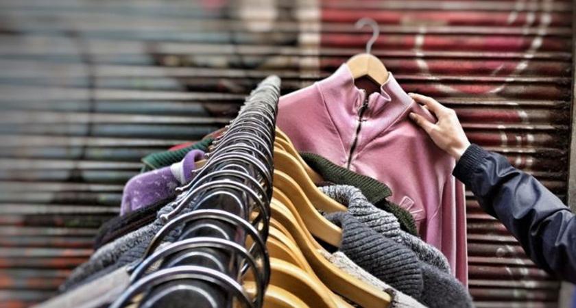 Adiós a la fast fashion; Bienvenida moda de segunda mano