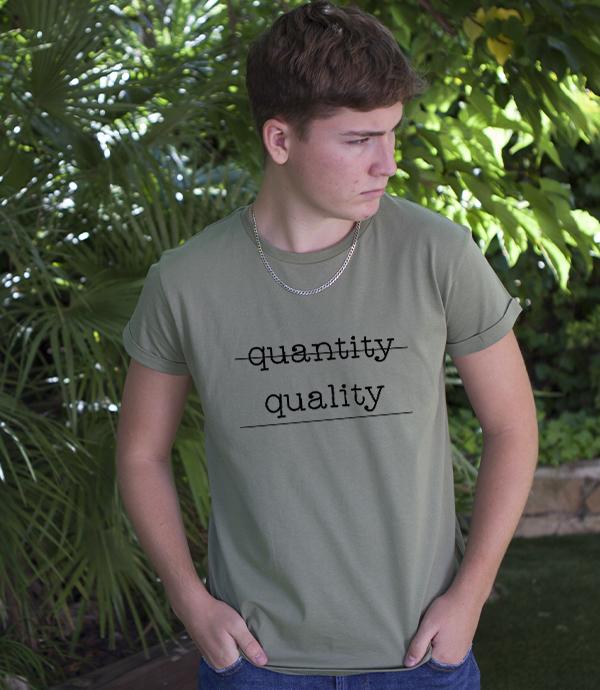Camiseta Algodón Orgánico Sequoia T-shirt